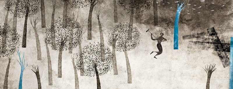 Gabriel Pacheco 1973 - Mexican Surrealist Visionary painter - Tutt'Art@ (28)