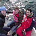 Tony, Stig and I