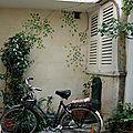 Vélo, cour parisienne_5571