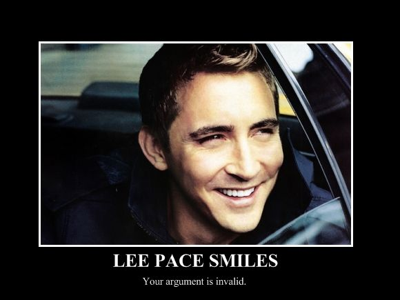 LeePaceSmiles