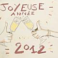 Joyeuse année 2012