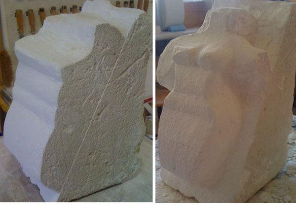 sculpture femme 01