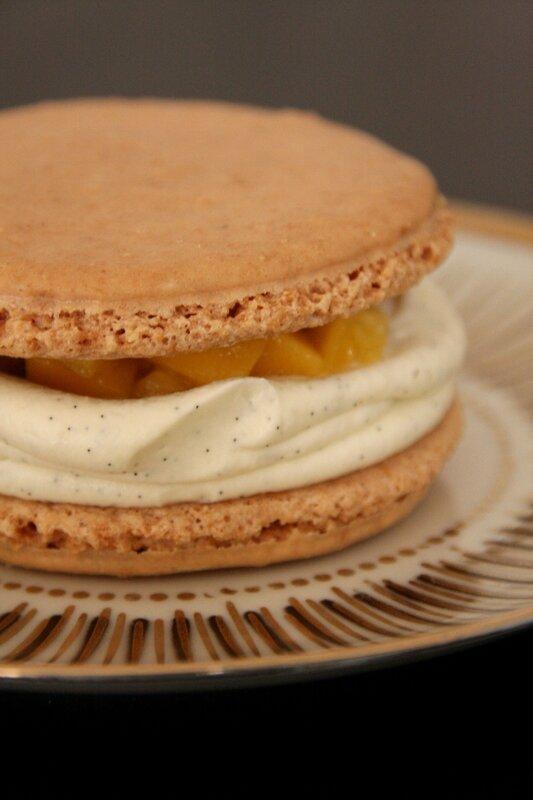 macaron vanille fruits exo 1