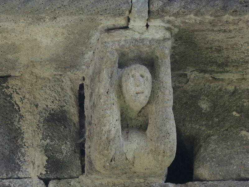 Jaleyrac, église, sculpture (15)