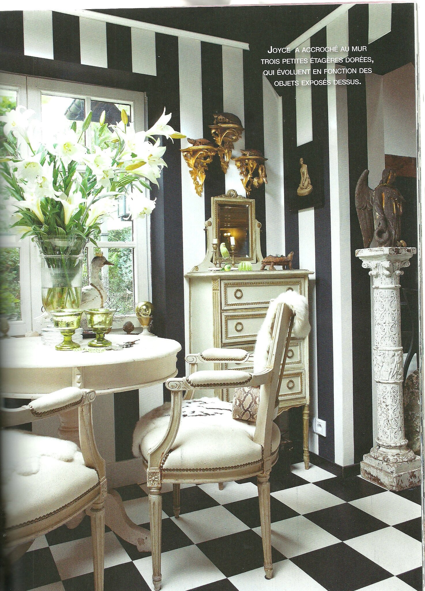 Magazine maison chic fabulous here is a selection of for Abonnement maison chic magazine