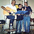 Soirée club, sept 2001.
