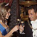 Sarkozy : les cantines contre le fouquet's -
