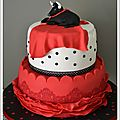 wedding_cake_rouge__noir_et_blanc_nimes