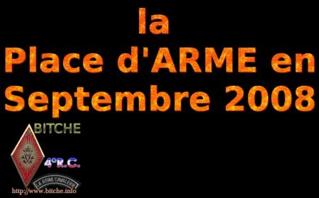 LA PLACE D ARME 2008 001a