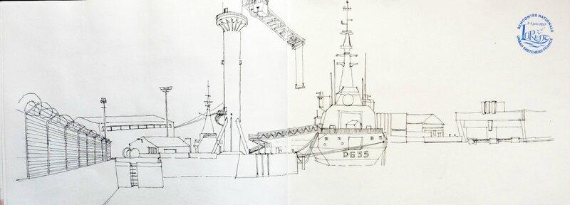 Port militaire - Lorient