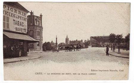 60 - CREIL - Place Carnot