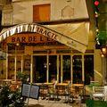 Bar de l'Entracte rue de Montpensier.