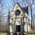 La chapelle du Cimetière des Martyrs