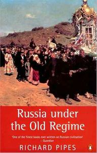 Russsia under the old regime