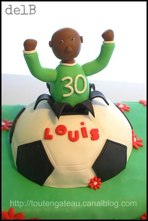Gateau_Foot_Louis_30ans