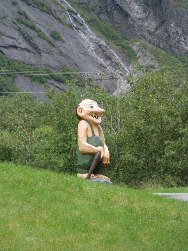 troll norvégien