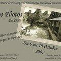 Des photos... une expo