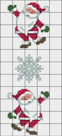 Diagramme-DMC-Collection-Noel-RS2576-205x450