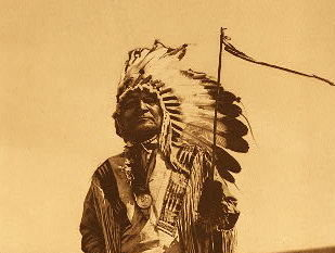 Arikara chief