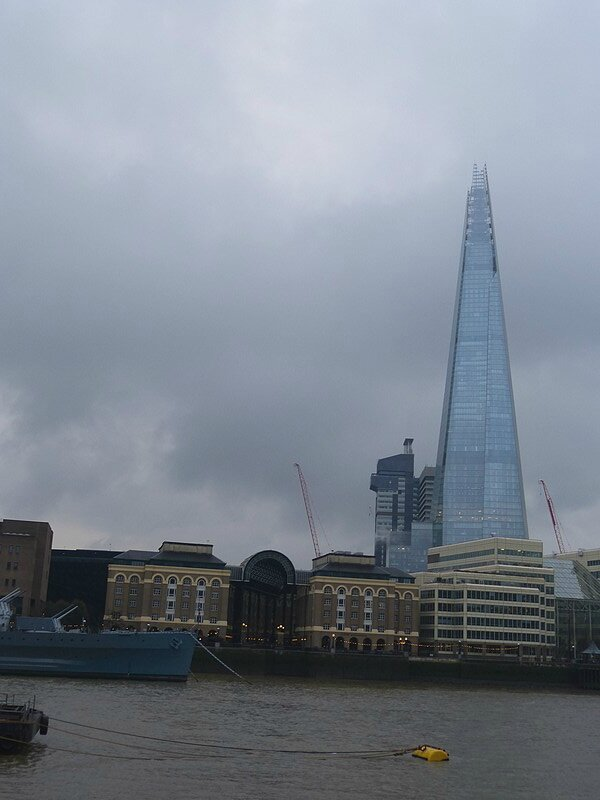 hays galleria the shard autre rive