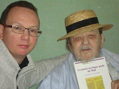 Selfie avec Louis-François Delisse (2012)
