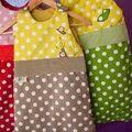 Créations textiles pour les enfants
