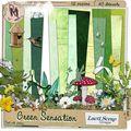 Green sensation !