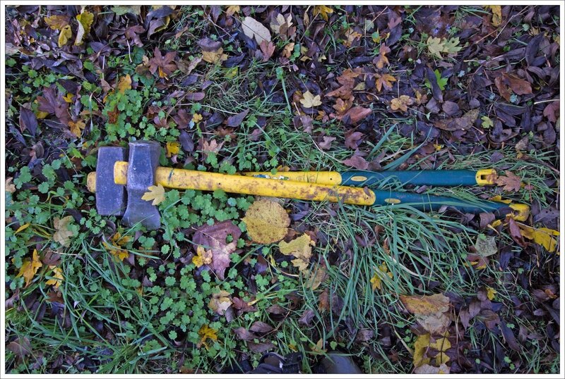 Carrière KM 3 outils sol 191116