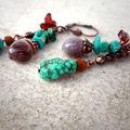 bo turquoise & amethyste chevrons 4