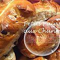 Petits pains au lait aux chunks (au thermomix)