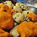 Cookies salés pour l'apéritif