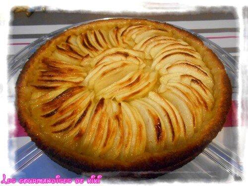 """Tarte aux pommes """"autre recette"""""""