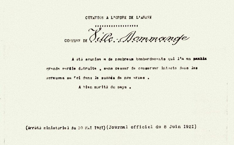 CROIX DE GUERRE VD Citation 018
