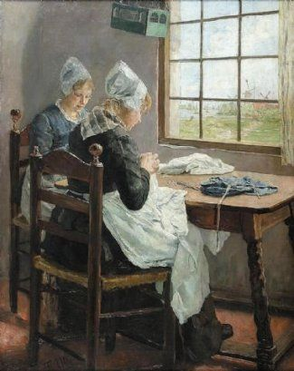 Sisters_in_the_sewing_room