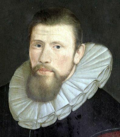 1603 un Hollandais (fraise démodée)