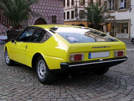 MATRA SIMCA Bagheera 1976 Festival Automobile de Mulhouse 2009 2