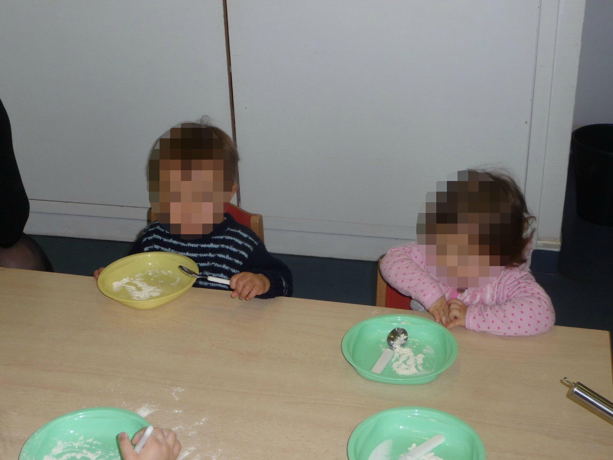 Atelier cuisine la cr che de s rignan assistantes maternelles b ziers m diterran e - Atelier cuisine en creche ...