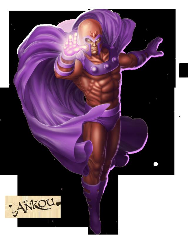 Magneto_Marvel