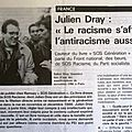 Julien Dray mai 1987