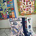 Créatrice en art textile