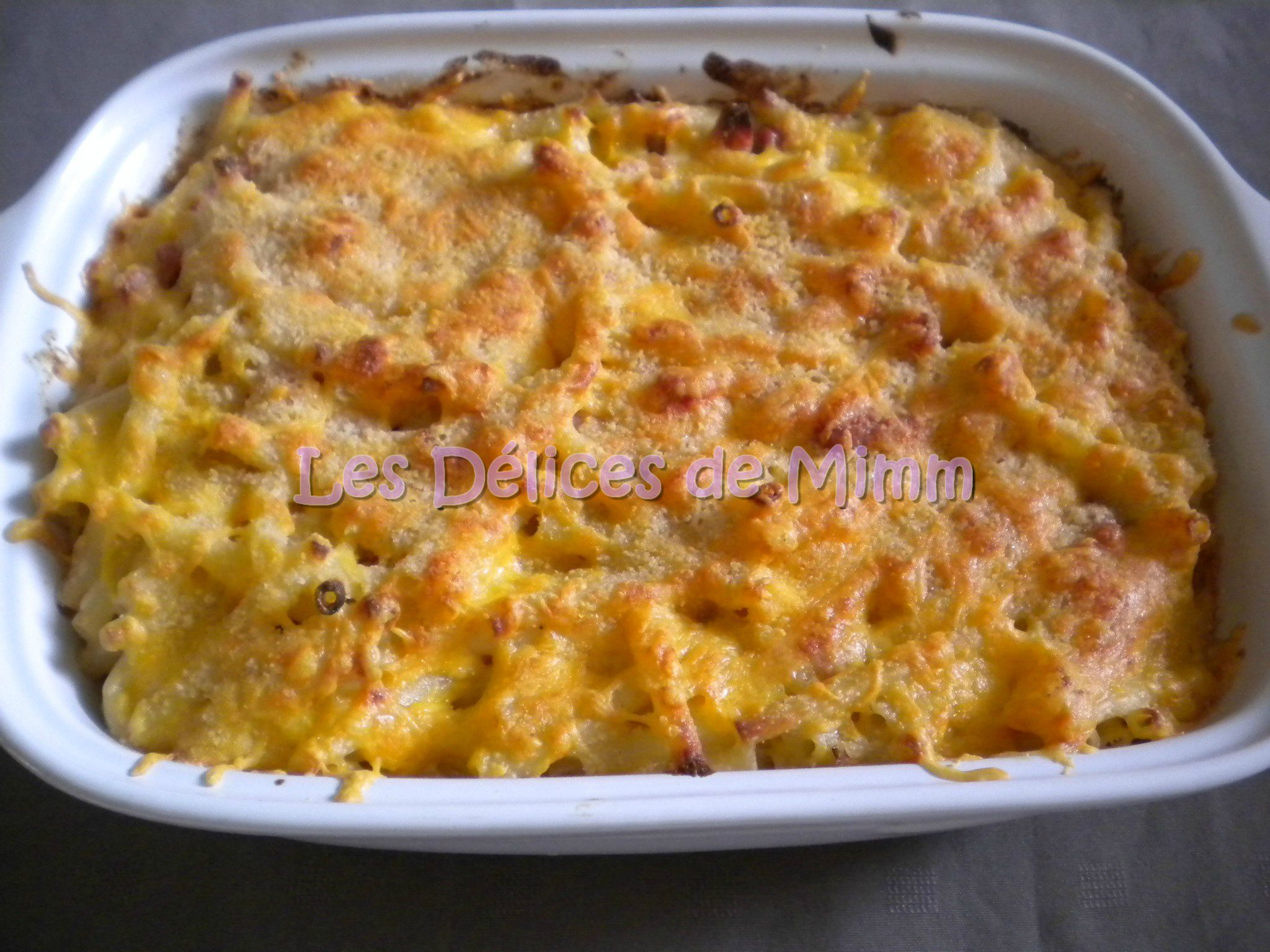 Macaroni Gratin Recipes — Dishmaps