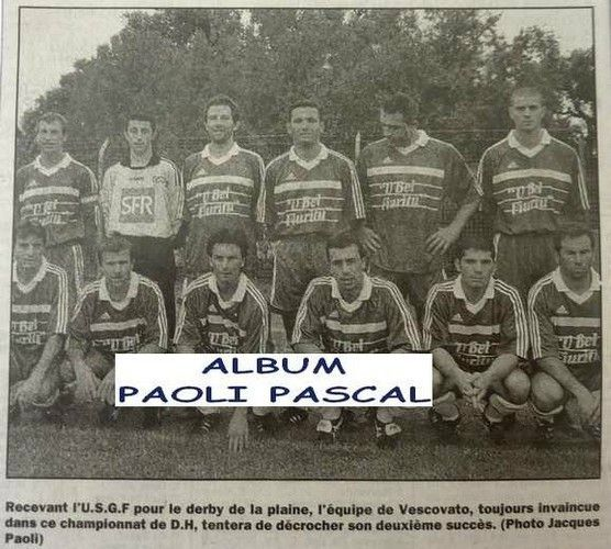 101 - Paoli P 1998 1999