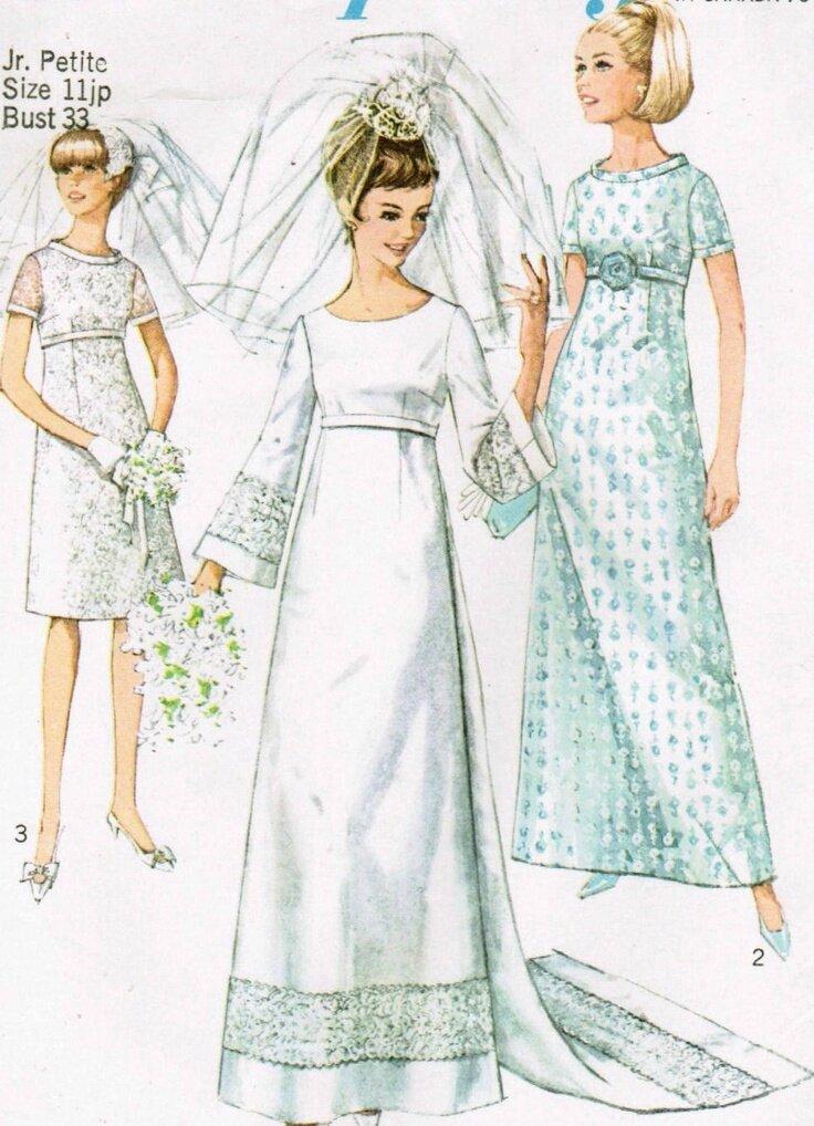 robe mariee 60 23