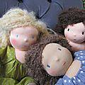 Les poupées 32cm