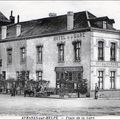 Avesnes-sur-Helpe - Place De La Gare