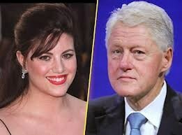 Bill Clinton & Monica Lewinski
