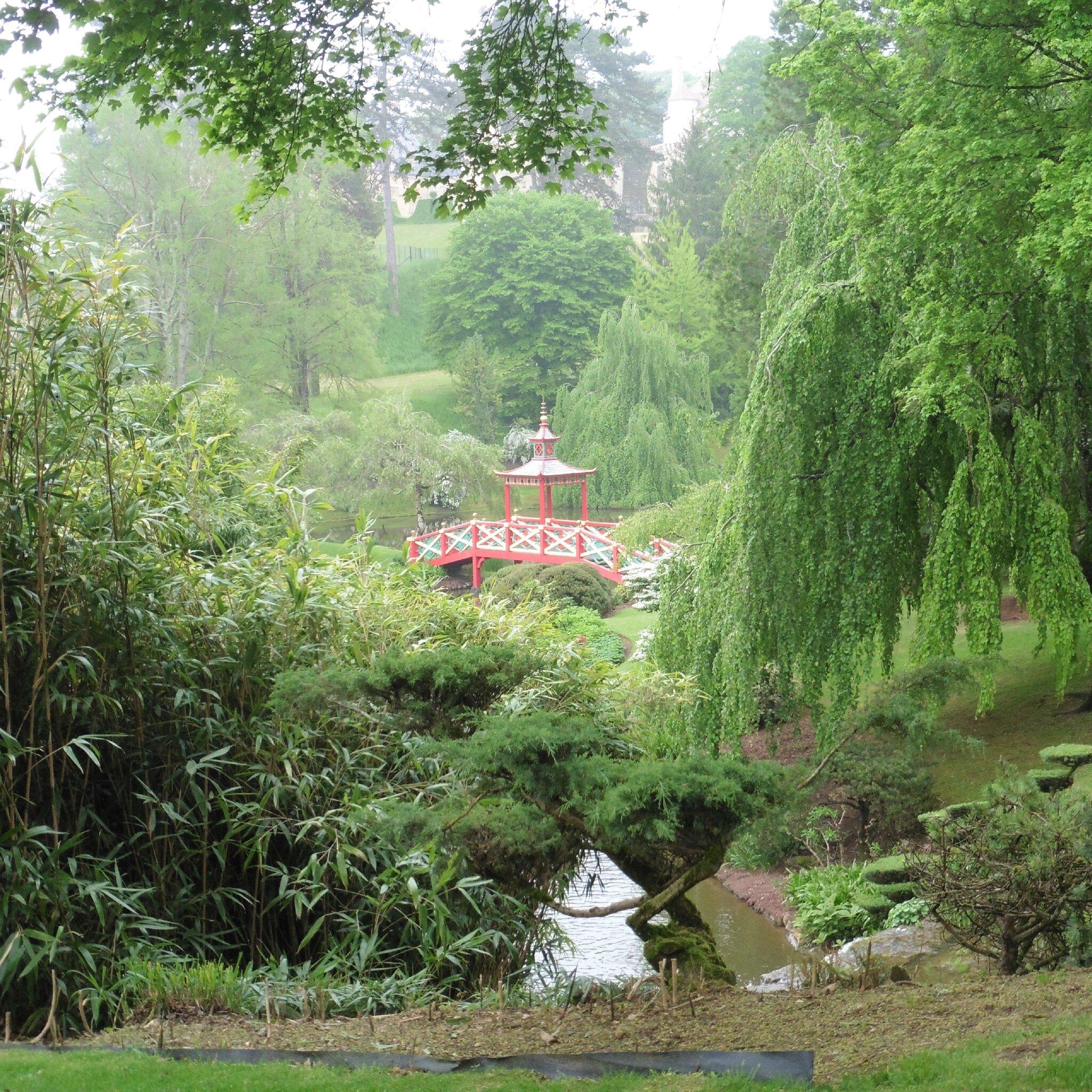 Le Parc d Apremont sur Allier 18 Les Muses du Val d Allier