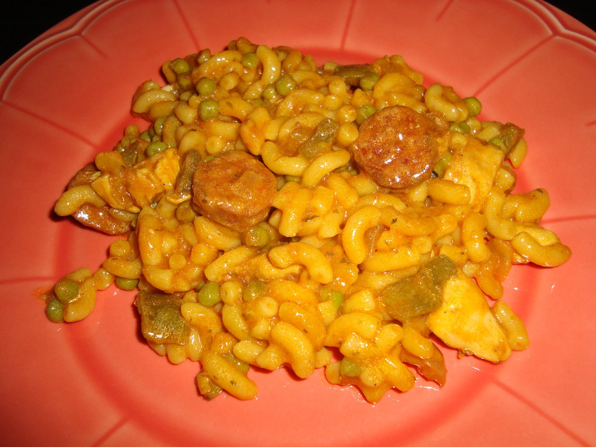 One pot pasta fa on pa lla blogs de cuisine - La cuisine pour les debutants ...