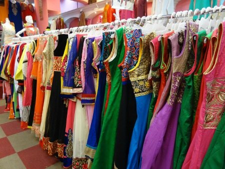 Boutique saris2