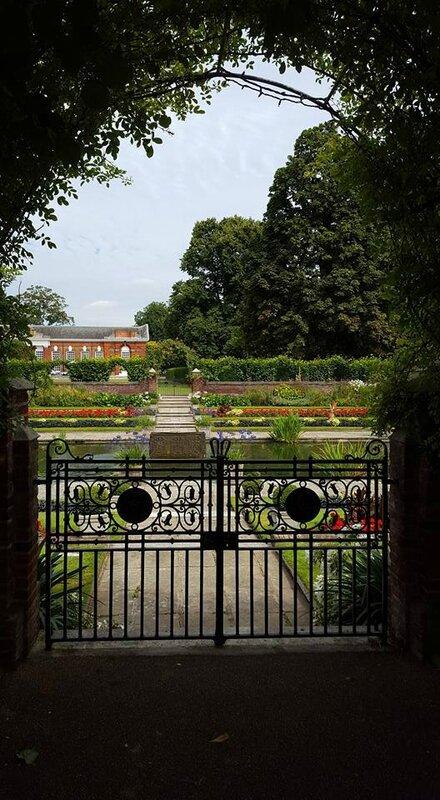 kensington gardens gate